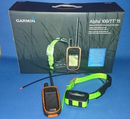 Alpha 100 z Garmin TT 15 Polish version
