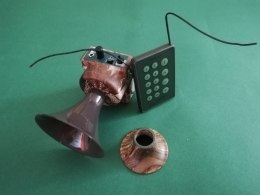 Electronic decoy Mini Colibri R410 chip 5