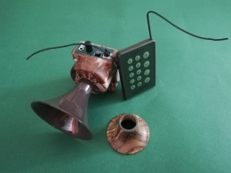 Electronic decoy Mini Colibri R410 CHIP 4 Deer wild boar